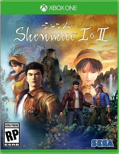 Shenmue I & II Pré-Venda...