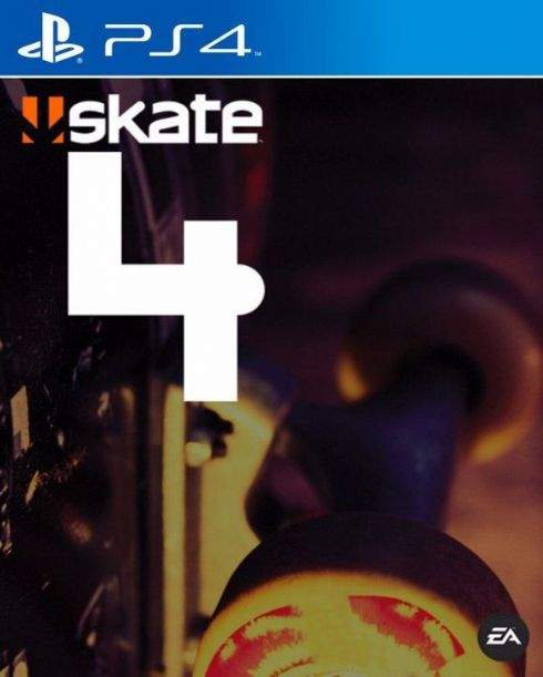 Skate 4 PS4 Pré-Venda (29...