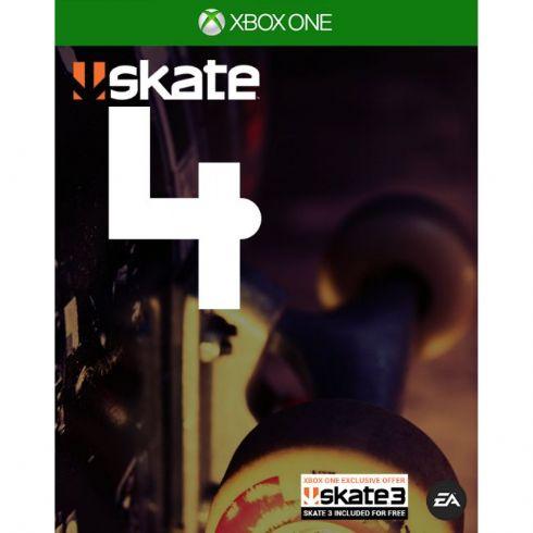Foto Skate 4 XBOX ONE Pré-Venda (29/03/2021)