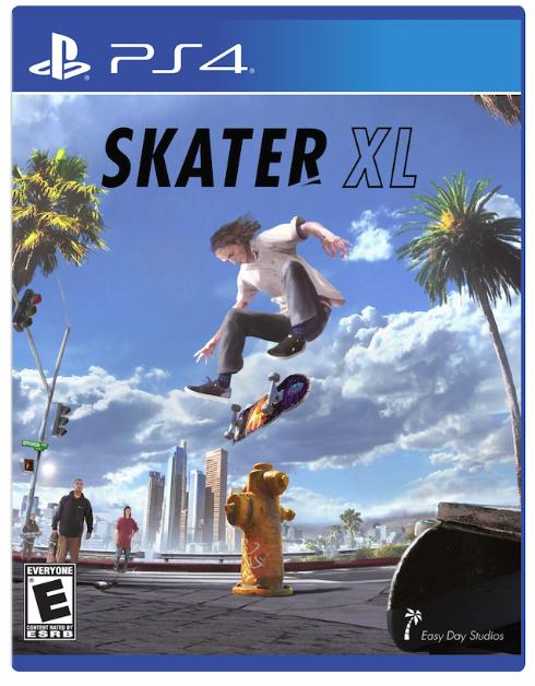Skater XL PS4 Pré-Venda (...