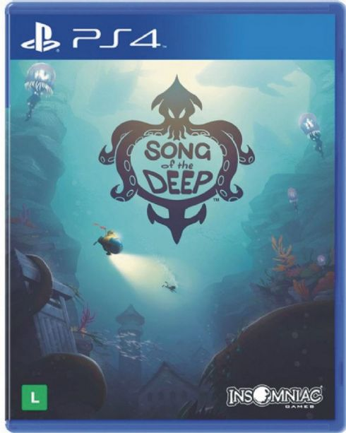 Song Of The Deep  PS4 - S...