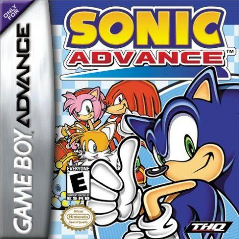 Sonic Advance (Seminovo)...