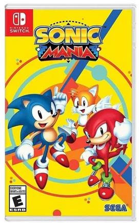 Sonic Mania Nintendo Swit...