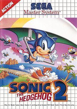 Sonic The Hedgehog 2 Mega...
