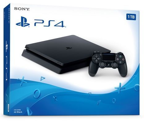 Sony Playstation 4 Slim 1TB + 01 ANO DE...