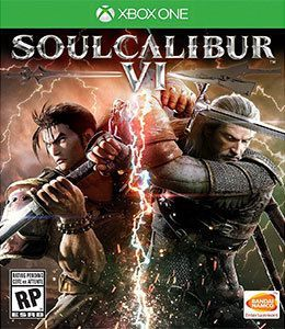 Soul Calibur VI XBOX ONE