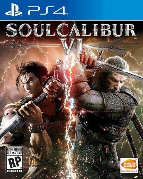 SoulCalibur VI Pré-Venda...