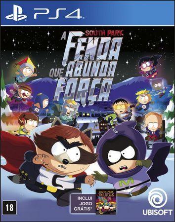 South Park A Fenda que Ab...
