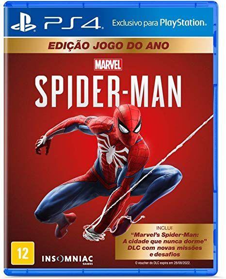 Spider Man Edição Jogo do...