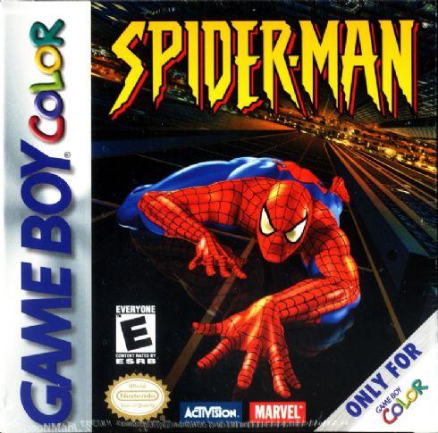 Spider Man Game Boy - Sem...