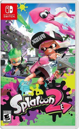 Splatoon 2 Nintendo Switc...