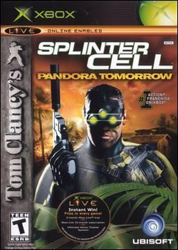 Splinter Cell Pandora Tom...