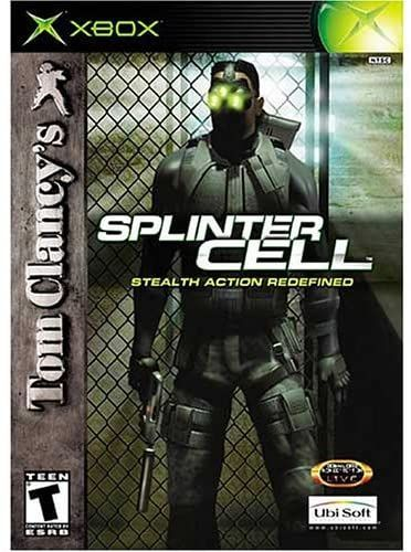 Splinter Cell XBOX - Semi...