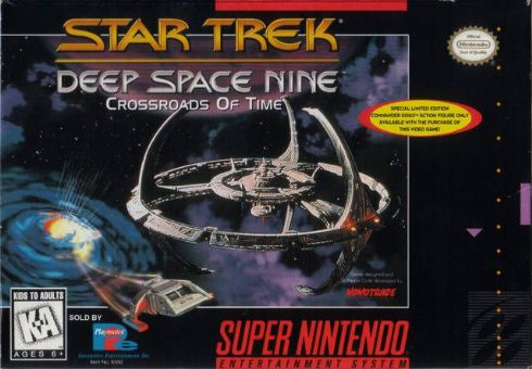 Star Trek Deep Space Line...