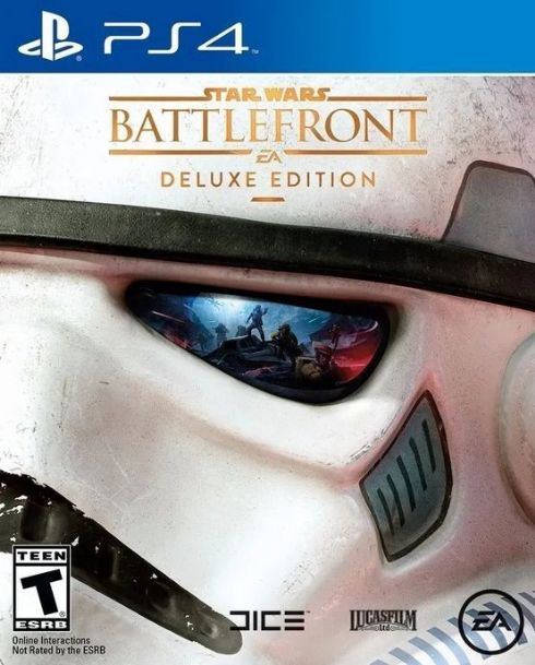 Star Wars Battlefront -De...