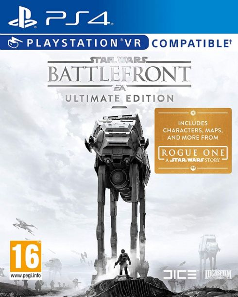 Star Wars Battlefront - U...