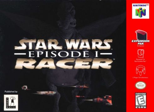 Star Wars Episode 1 Racer...