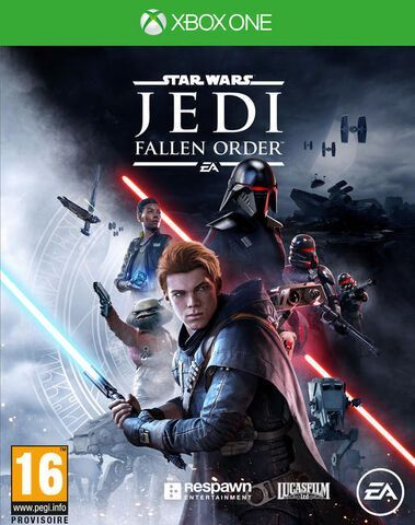 Star Wars: Jedi Fallen Or...