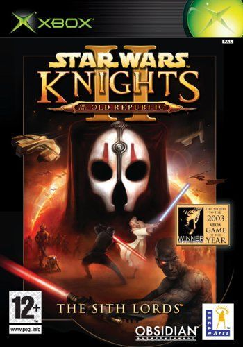 Star Wars Knights of The...