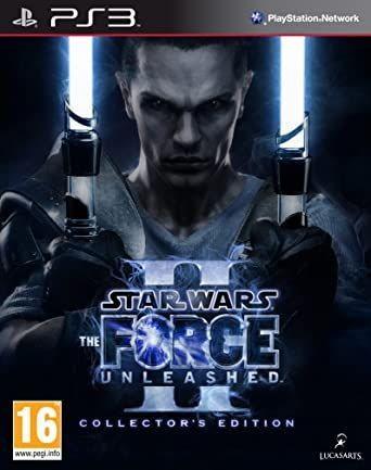 Star Wars The Force Unlea...