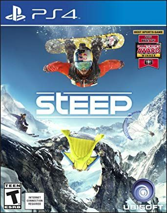 Foto Steep PS4 (Seminovo)