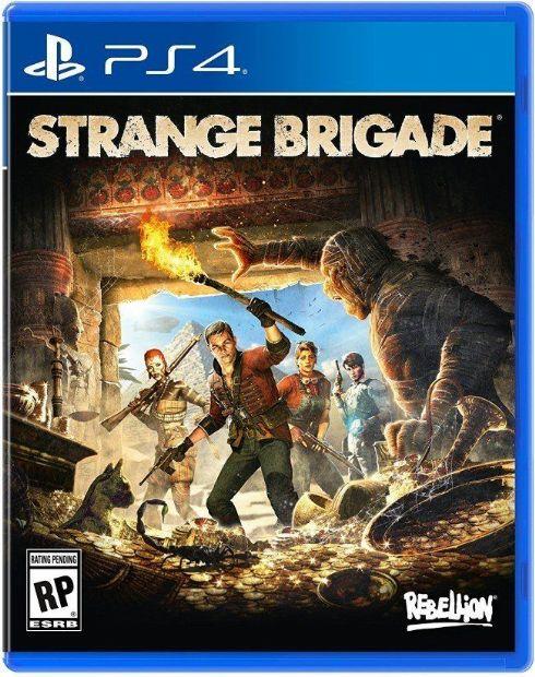 Strange Brigade Pré-Venda...