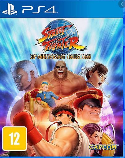 Street Fighter 30th Anniv...
