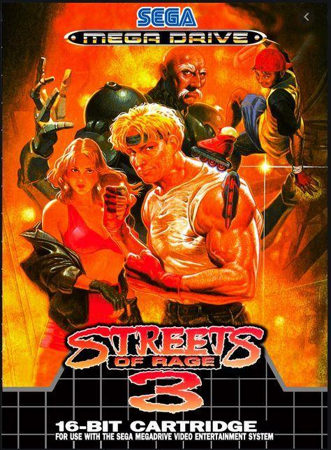 Street of Rage 3 Mega Dri...