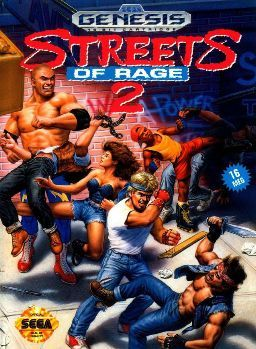 Streets of Rage 2 Mega Dr...