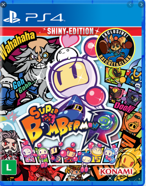 Super Bomberman R Shiny E...