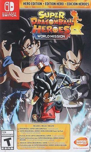 Super Dragon Ball Heroes...