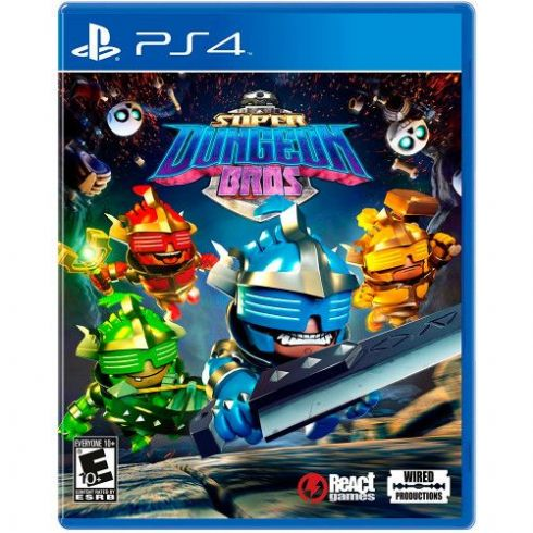 Super Dungeon Bros PS4 -...