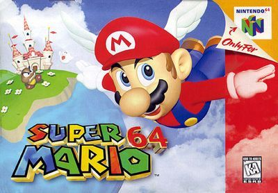 Super Mario 64 Nintendo 64 - Seminovo
