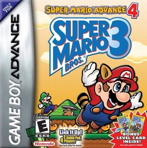 Super Mario Advanced 4 Game Boy Advanced...