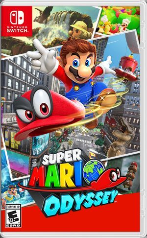 Super Mario Odyssey MIDIA...