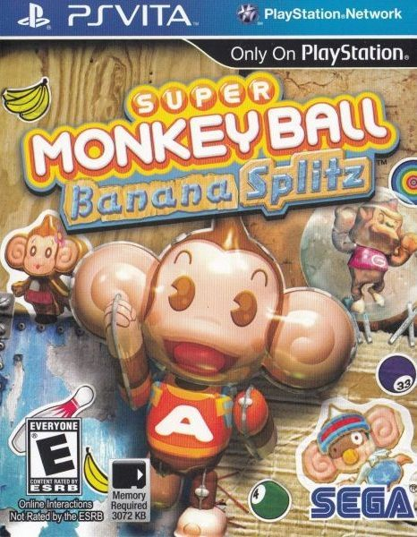 Super Monkey Ball Banana...