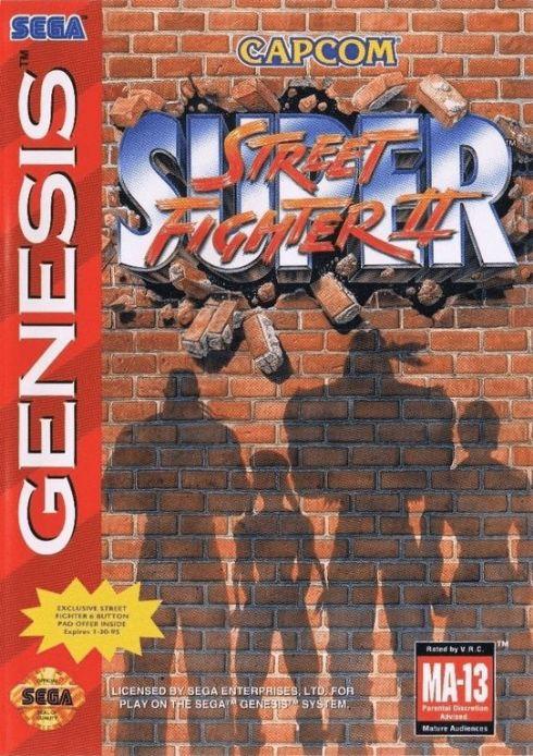 Super Street Fighter II M...