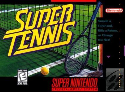 Super Tennis Super Ninten...