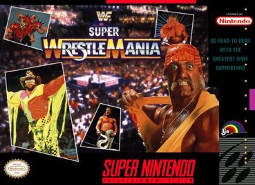 Super WrestleMania Super...