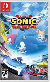 Team Sonic Racing Pré-Ven...