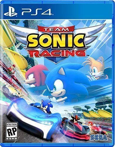 Team Sonic Racing  Pré-Ve...