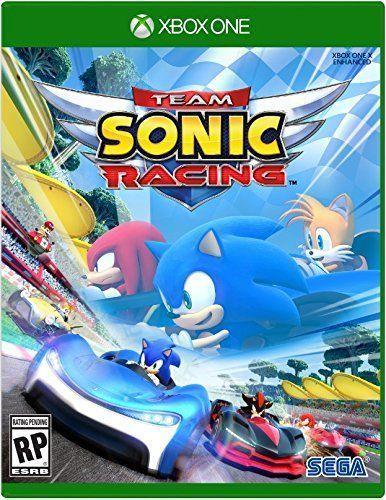 Team Sonic Racing  Pré-Ve...