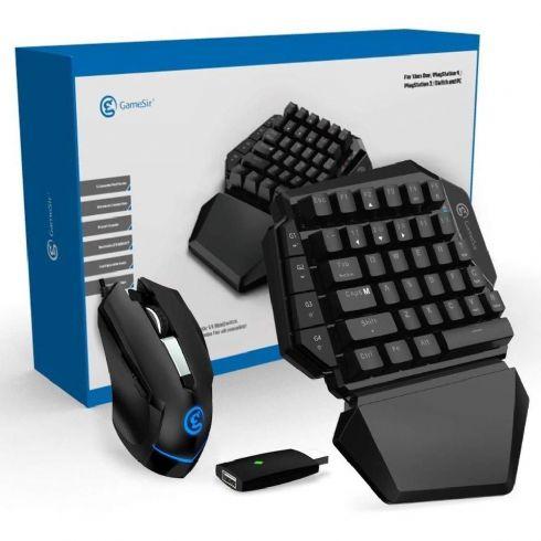 Teclado e Mouse Gamesir V...