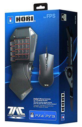 Teclado e Mouse Para Ps4...