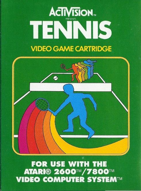 Tennis (Seminovo) Atari