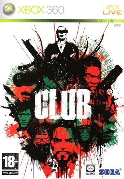 Foto The Club XBOX 360 - Seminovo
