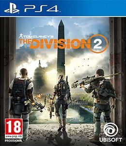 Foto The Division 2 PS4 - Seminovo