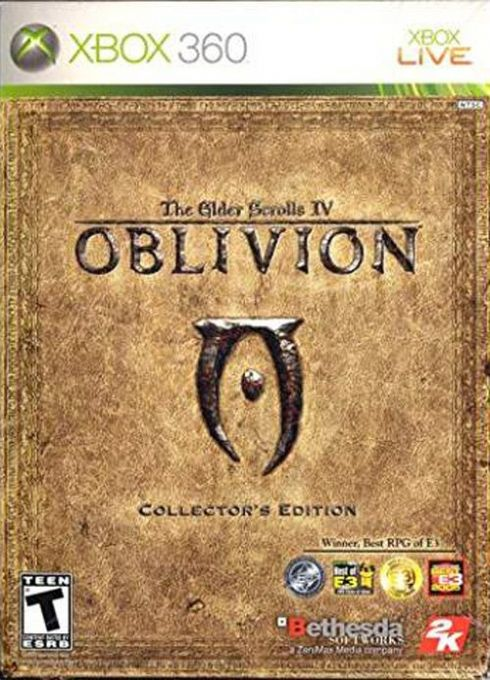 The Elder Scrolls IV: Obl...