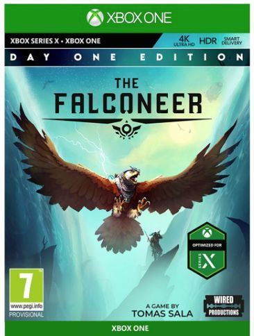 The Falconeer XBOX - Pré-...