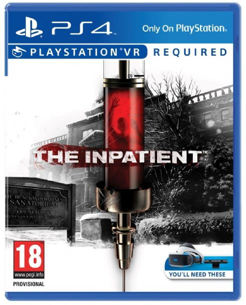 Foto The Inpatient - PS4  - Playstation VR